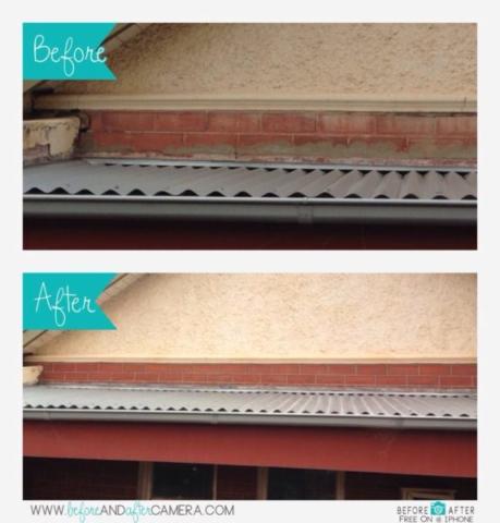 Heritage Tuck pointing Bricks