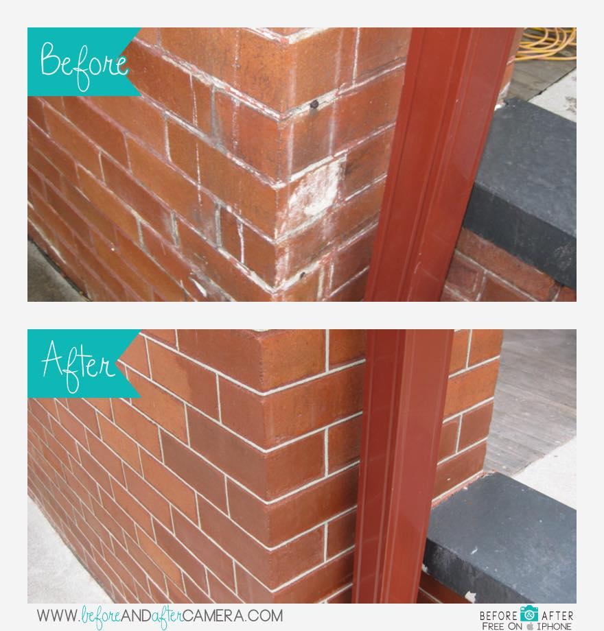 Brick work Repointing