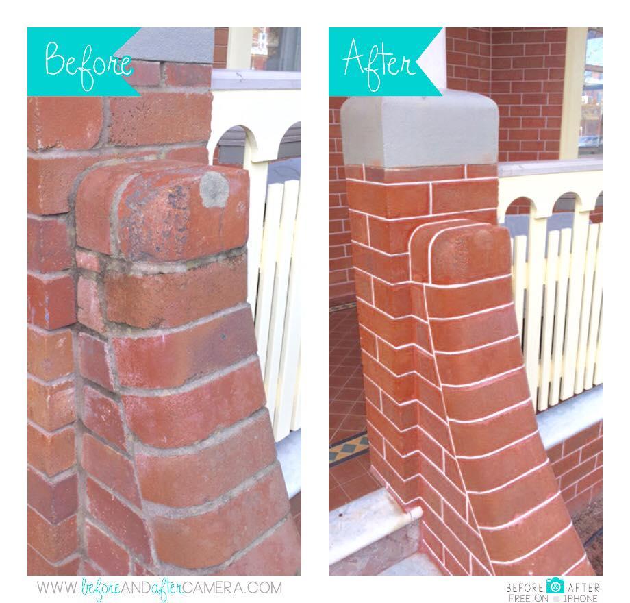 Heritage Brickwork Restorations Newcastle