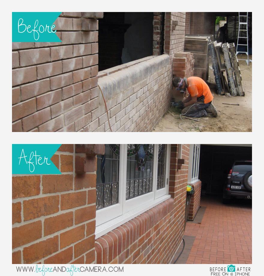 Repointing Bricks Newcastle