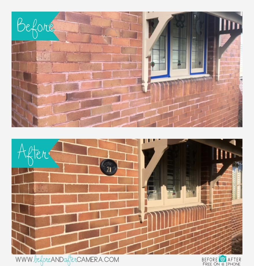 Heritage Brick Repointing